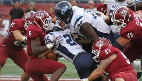 UMass football hosts Maine at Fenway Park in 2017