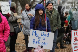 SLIDESHOW: Immigration Ban Protest