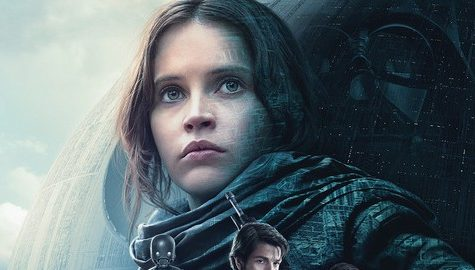 Hardly anything in 'Rogue One' scores a direct hit