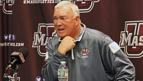 Mark Whipple announces UMass football 2017 recruiting class