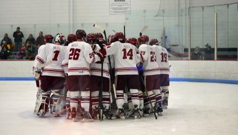 UMass club hockey bests UConn and UVM in back-to-back games over the weekend