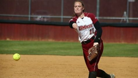 UMass softball prepares for a long, busy season in 2017