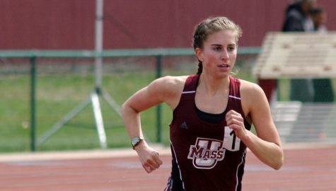 UMass women's track and field wins URI Coaches Invitational