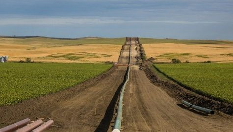 Build the pipeline, not the wall