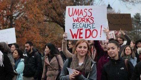 The UMass Sanctuary Movement will be hosting a student strike this Friday