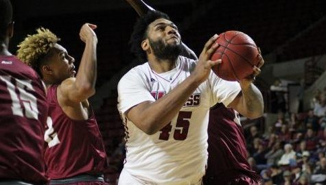 UMass men's basketball looks ahead to George Washington matchup, A-10 tournament, as they try to finish season strong