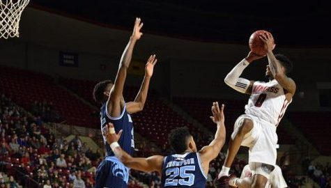 Notebook: UMass men's basketball's Donte Clark named Atlantic 10 co-player of the week