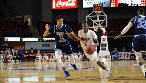 UMass men's basketball's inexperience shows once again against Rhode Island Tuesday