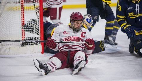 Tuesday's shutout loss to Merrimack represents another example of the hardships the UMass hockey team has fought through