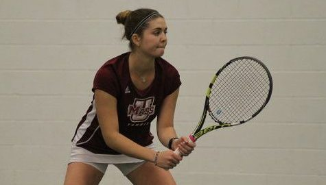 UMass tennis splits weekend matches with Army, Boston College