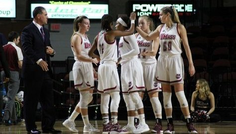 UMass women's basketball host Saint Louis Wednesday at Mullins Center looking to end losing skid