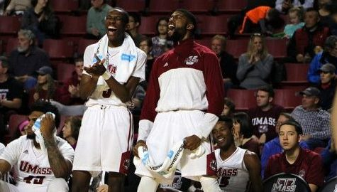 UMass men's basketball snaps five-game losing streak topping Saint Joseph's Saturday