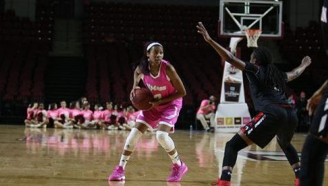 UMass women's basketball falls to Davidson, as it enters final A-10 stretch