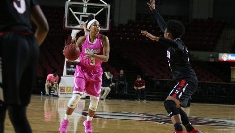 UMass women's basketball looks to overcome seven-game losing streak heading into last three conference games