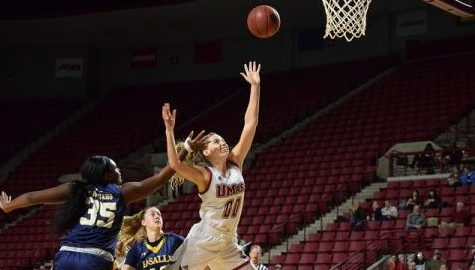 UMass women's basketball losing streak extends to 10 games after loss to URI