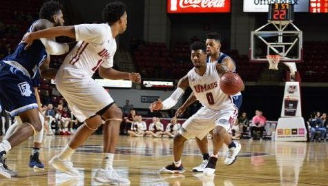 UMass men's basketball travels to Pittsburgh to take on struggling Duquesne Wednesday
