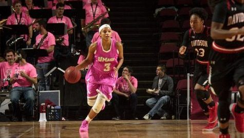 UMass women's basketball drops eighth straight in loss at Richmond