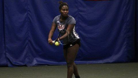 UMass women's tennis suffers first dual-match loss of the season at Brown