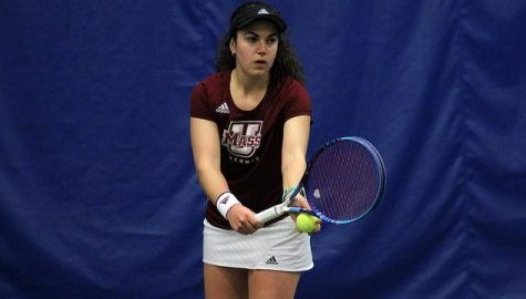 UMass tennis drops close match against Yale
