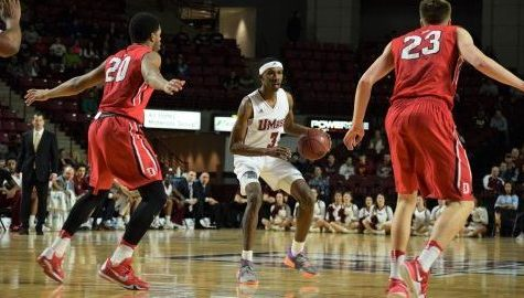 UMass men's basketball drops another close game, falls to Davidson Saturday afternoon