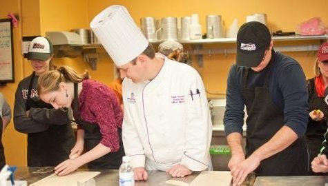 UMass pastry chef takes Bakeshop to new heights
