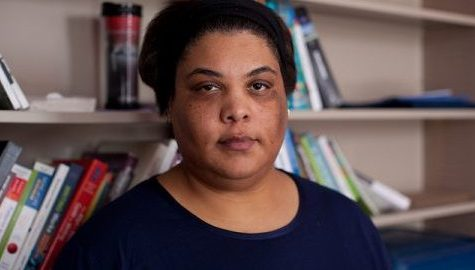 Best-selling author Roxane Gay talks about modern day feminism at Mount Holyoke College