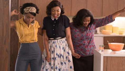 'Hidden Figures' is warm and brilliantly inspirational