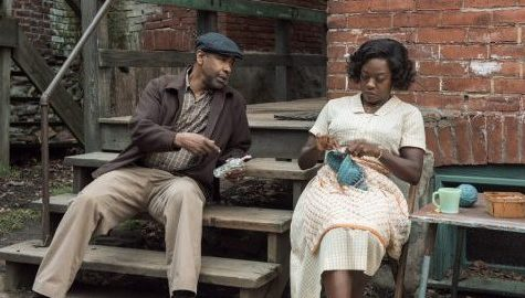 'Fences' might be an elaborately filmed play, but it's still breathtaking