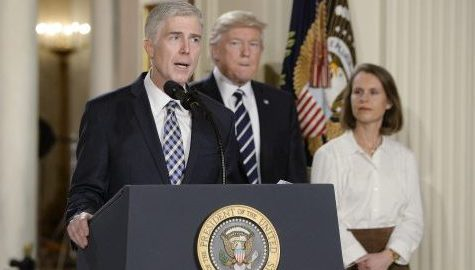 UMass reacts to Trump's Supreme Court nominee