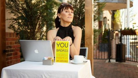 'You are a Badass' by Jen Sincero is an insightfully hilarious bestseller