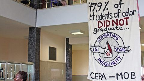 CEPA brings light to student activism at UMass