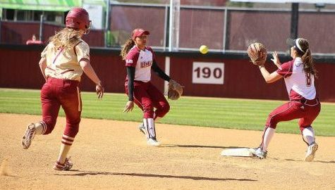 UMass softball riding five-game win streak into first Atlantic 10 showdown