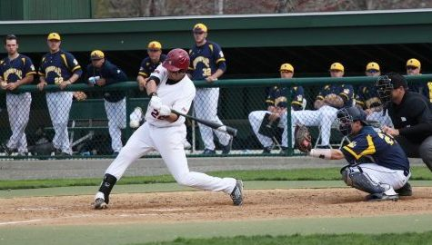 UMass splits mid-week games against NDSU and Harvard