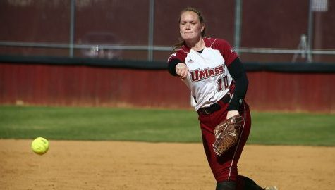 UMass softball to kickoff conference schedule on Thursday at Boston University