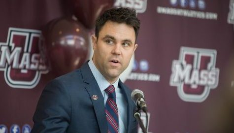 Ryan Bamford discusses plans moving forward in search of new UMass men's basketball coach