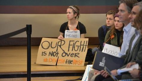 Divest UMass proves student activism is alive and well