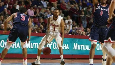 Notebook: Three-point shooting sinks UMass men's basketball in its loss to Richmond Wednesday