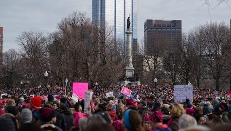 Letter: The fight for women's rights is far from over