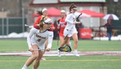 UMass women's lacrosse rides winning streak into A-10 conference play