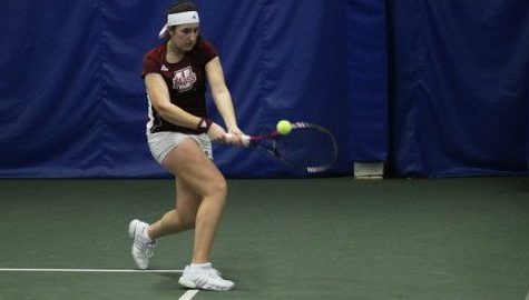 UMass tennis takes two of three in South Carolina over break