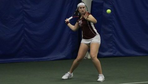 UMass tennis gets shut out against No.23 Dartmouth over weekend