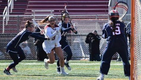Callie Santos scores overtime game-winner to lead UMass women's lacrosse over Connecticut