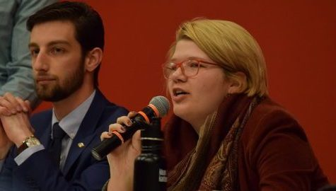 Incumbents Anthony Vitale, Lily Wallace win SGA race in landslide