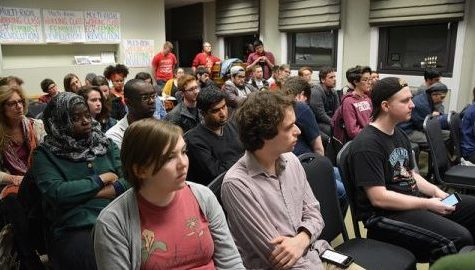 UMass group hosts panel on race, gender and resisting Trump