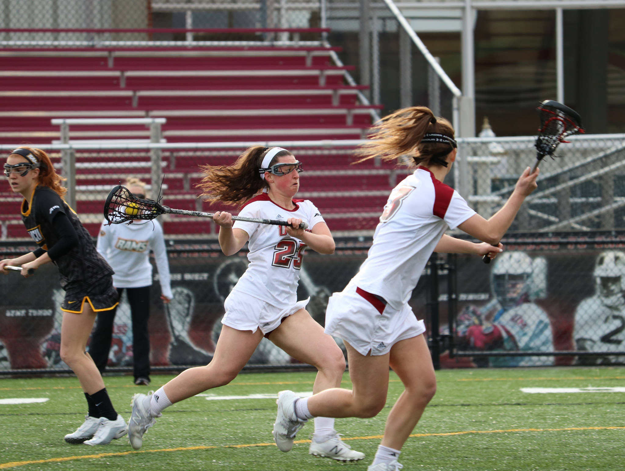UMass women's lacrosse keeps A-10 win streak alive with big win over VCU