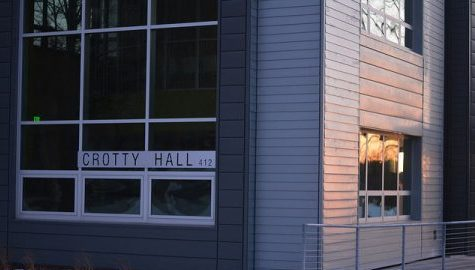 SLIDESHOW: Crotty Hall