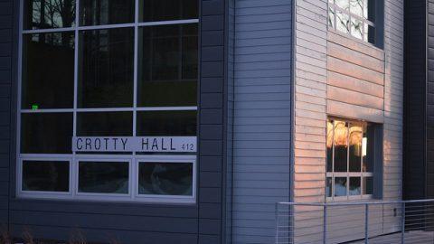 SLIDESHOW: Crotty Hall