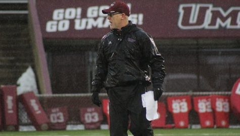 Newly appointed UMass defensive line coach Dave Wissman has taken interesting road to Amherst