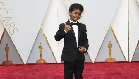 Kids on the red carpet: a spotlight on the sensational Sunny Pawar