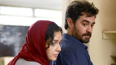 'The Salesman' is an intense drama that deals with contemporary issues
